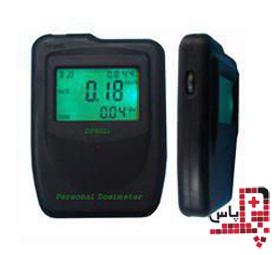 Personal Dose Alarm Meter Radiometer X-Ray Pipeline Crawlers , Dosimeter DP802i