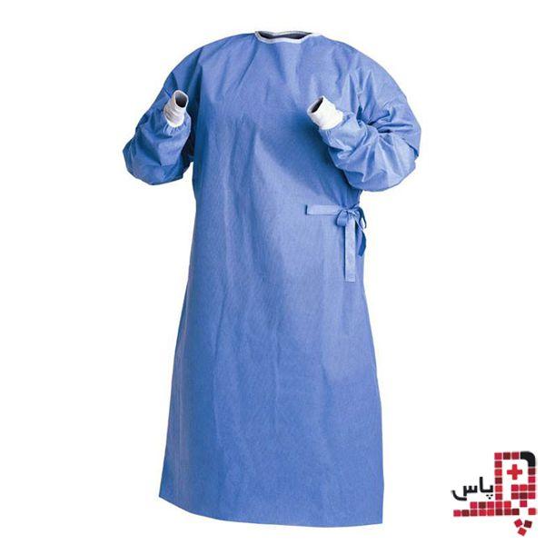 گان جراح استریل